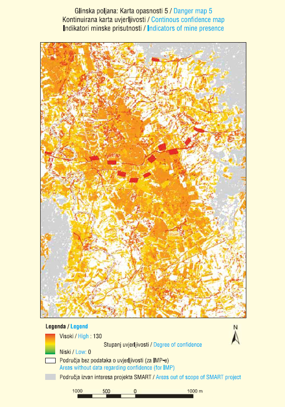 Glinska polja - karta opsanosti 5