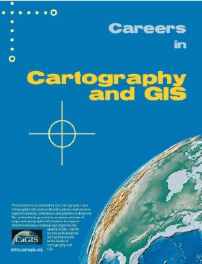 Careers in Cartography and GIS